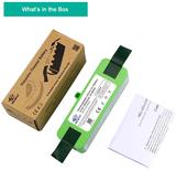 Melasta Li-ion 5200 mAh batterij, accu, box