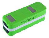 NiMh accu, batterij, 3500 mAh, voor Infinuovo CleanMate QQ-1, QQ-2, etc._