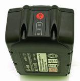 makita powertool battery, 18V, front