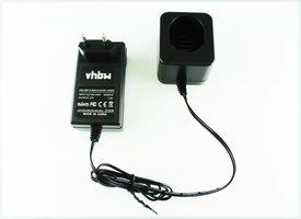 Lader voor Dewalt accu/batterij, NiMh & NiCd, o.m accutypes DC9071, DE9072, DE9037, DE9074, DE9075 en DW9071