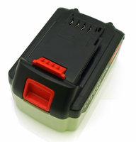 Lithium accu, batterij, 4000 mAh, 18-20V voor Black&Decker powertools