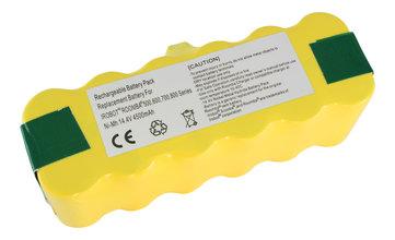 NiMh accu, batterij, 4500 mAh, voor iRobot Roomba 500-600-700-800 reeks