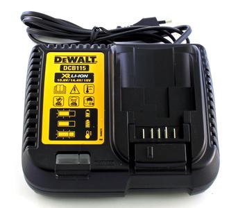 DeWalt DCB115 10.8V - 18V Li-Ion Accu lader, origineel