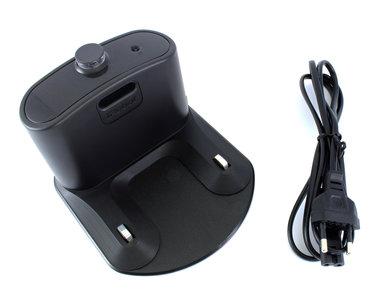 Geïntegreerde (ingebouwde adapter) thuisbasis, home base, voor iRobot Roomba reeks 500 tot 900