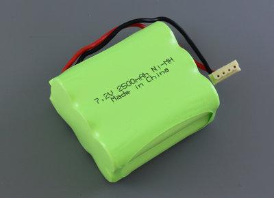 NiMh accu, batterij, 2500 mAh, voor Braava 320, Mint 4200