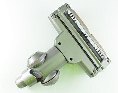 Gemotoriseerde turboborstel voor Dyson DC31, DC34 en DC35 (met aansluiting voor motorborstel)